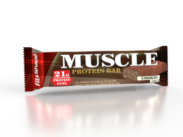 MUSCLE ® PROTEIN BAR Cookies & Cream