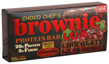 BROWNIE LUX ® PRO BAR - 100гр