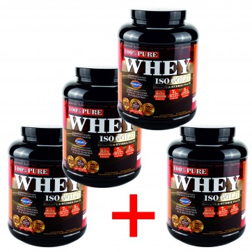 Pure WHEY Iso Gold (2270g)