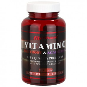VITAMIN C + ACAI & BEETROOT - 120 капсули