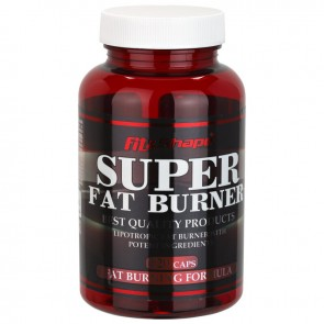 SUPER FAT BURNER - 120 капсули