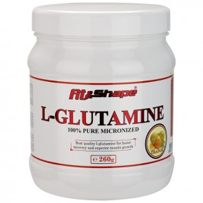 L-GLUTAMINE JuicyFresh® - 260гр