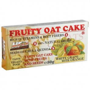 FRUITY OAT CAKE - 80гр