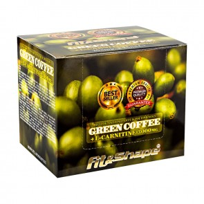 GREEN COFFEE & L-Carnitine 3000мг - 20x25мл