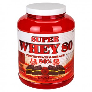 Super Whey 80 (instant) - 2270g