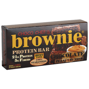 BROWNIE ® PROTEIN BAR - 100гр