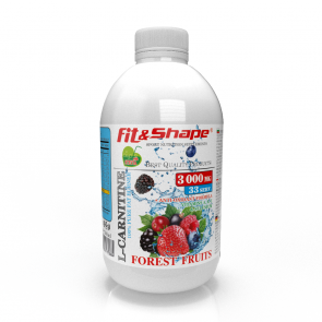 L-carnitine 100000mg - Red Fruits