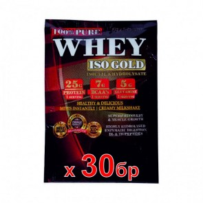Саше Pure WHEY Iso GOLD
