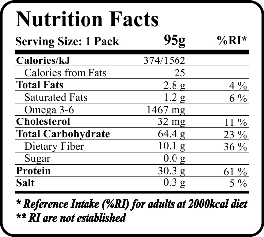 fit oatmeal meal replacement