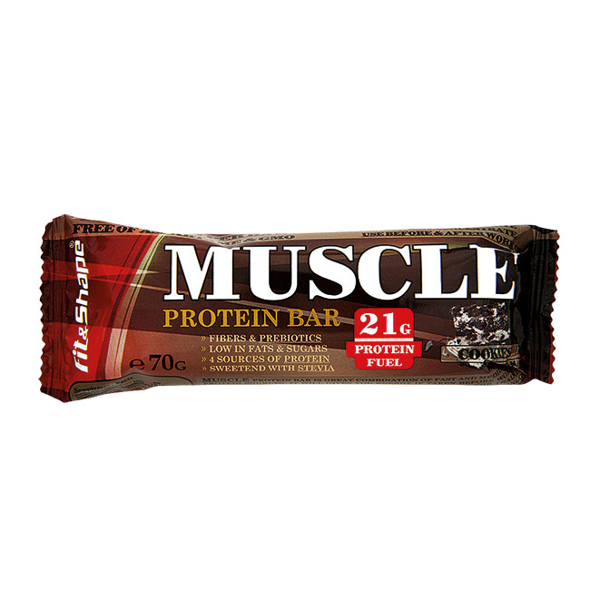 Muscle Protein Bar (70g)