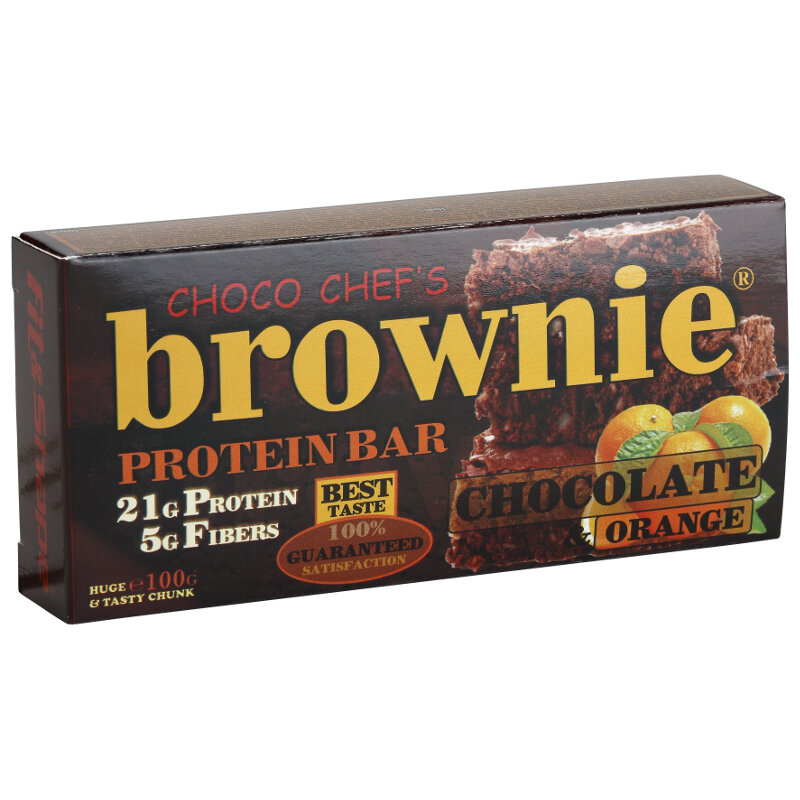 Brownie Protein Bar (100g)